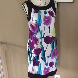 AGB summer dress with pockets floral size 4 cute!!